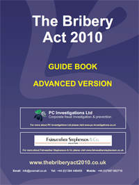 Bribery Act 2010 Advanced Guide Book