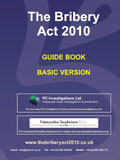 Bribery Act 2010 Basic Training Booklet